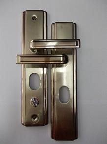 Дръжки за входна врата, подвижна