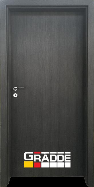 Интериорна HDF врата, модел Gradde Simpel, Череша Сан Диего
